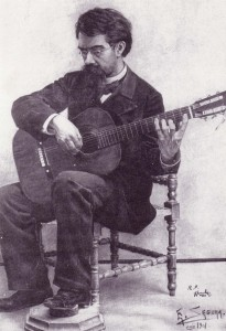 Francisco Tárrega