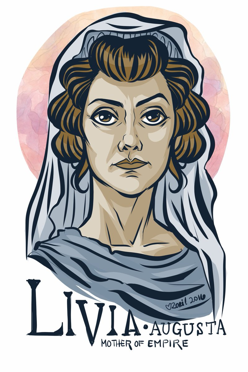 0d37265aec ... birthday (58 BCE) of Livia Drusilla, also known as Julia Augusta after  her formal adoption into the Julian family in 14 CE, wife of the Roman  emperor ...