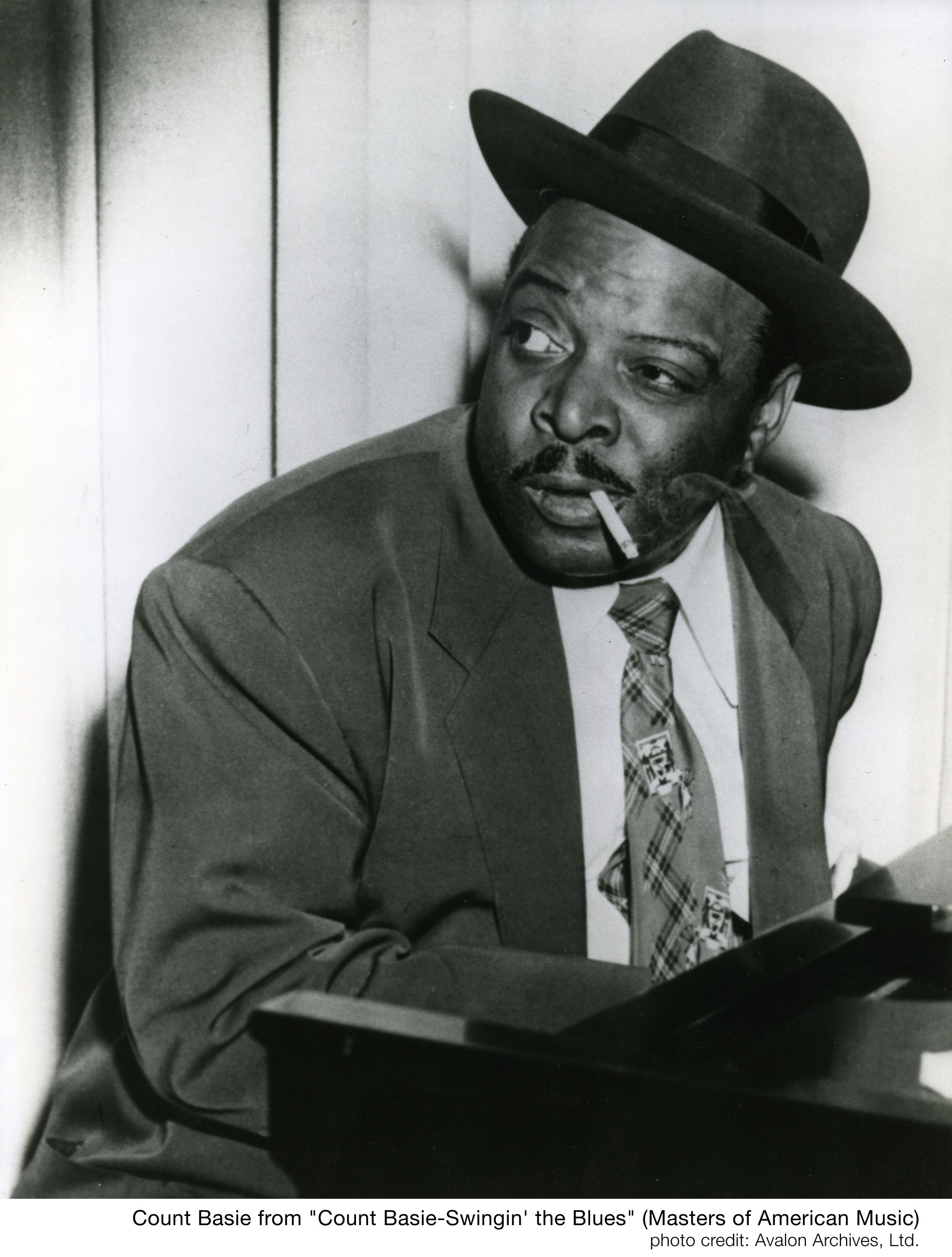 Count Basie | BOOK OF DAYS TALES
