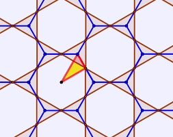semi-regular tessellation