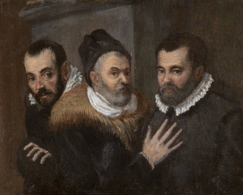 Annibale, Ludovico and Agostino Carracci