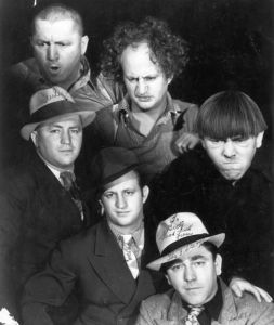 Three Stooges revealed