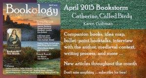 Bookstorm April 2015