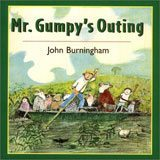 Mr Gumpy's Outing cover