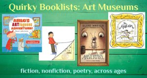 Quirky Booklist Art Museums