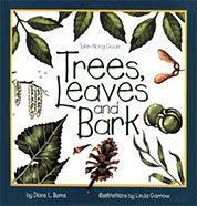 Tree, Leaves and Bark