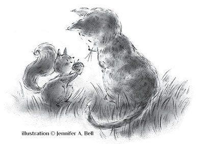 Little Cat's Luck by Jennifer A. Bell