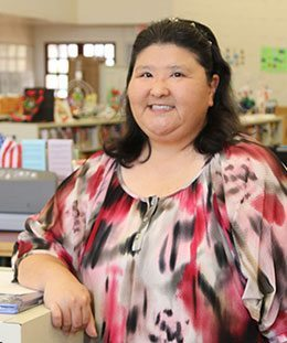 Carolyn H. Kirio, Kapolei Middle School