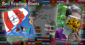 Red Reading Boots | How to Make an Apple Pie and See the World