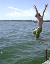 Going to the Lake | Lisa Bullard