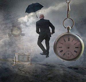 Time and Umbrella