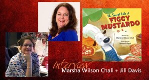 Marsha Wilson Chall and Jill Davis