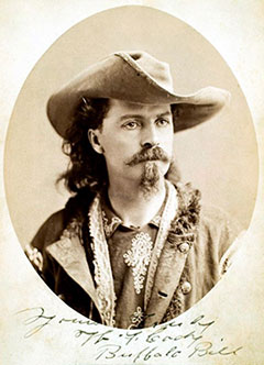 Buffalo Bill Cody 1875
