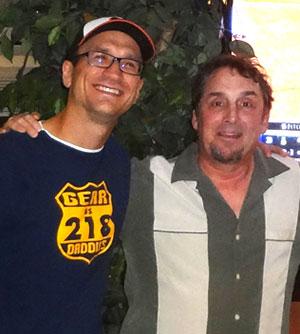 Mike Wohnoutka and David Shannon