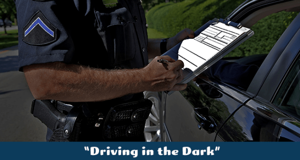 Writing Road Trip | Driving in the Dark