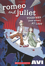 Romeo and Juliet Together (and Alive) At Last