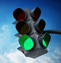 Green Traffic Light. Adobe Stock