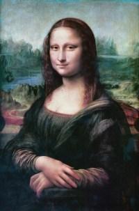 Mona Lisa by Leonardo DaVinci