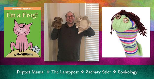 Puppet Mania Zach Stier