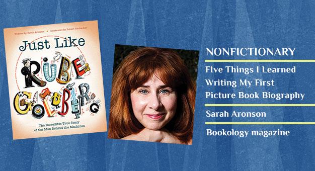 Nonfictionary Sarah Aronson