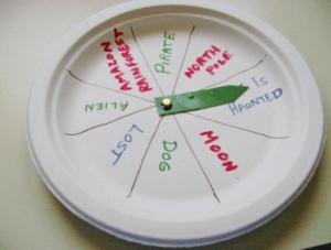 State Fair Story Wheel