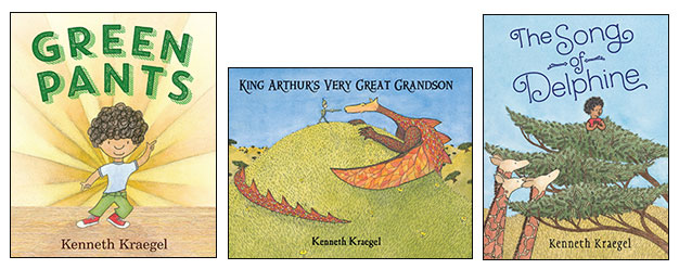Kenneth Kraegel's picture books