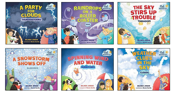 Bel the Weather Girl books