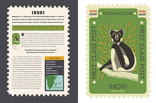 Under Threat Indri