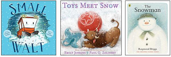 Small Walt, Toys Meet Snow, The Snowman