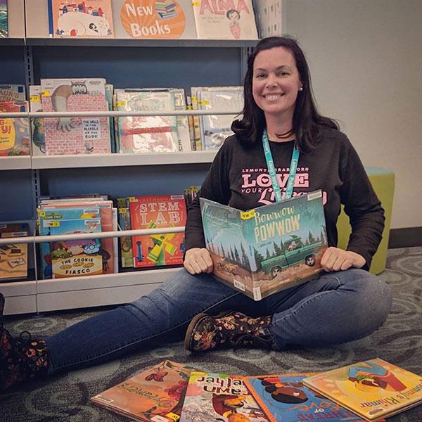 Rachel Snyder, Lemont Public Library
