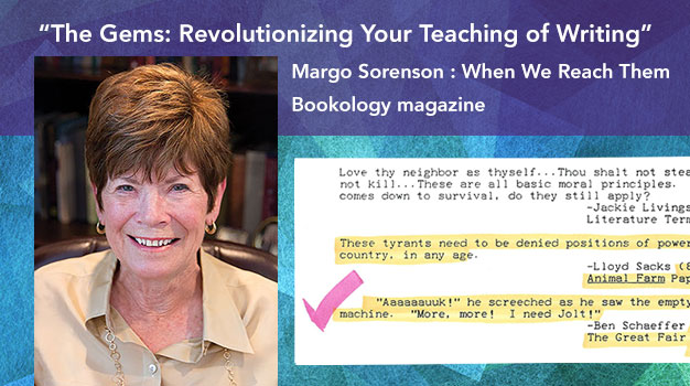 Margo Sorenson on The Gems