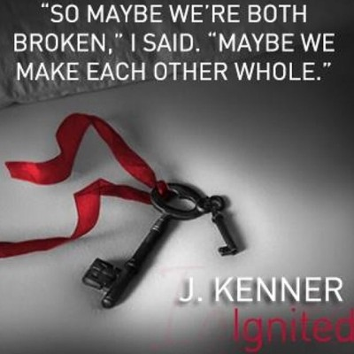 ignited quote