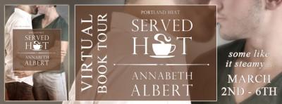 served hot tb