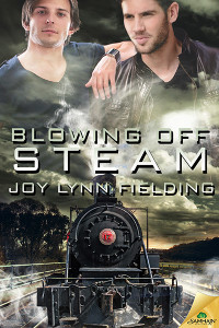 blowing steam