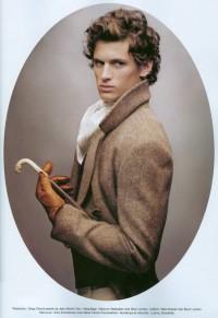 regency man