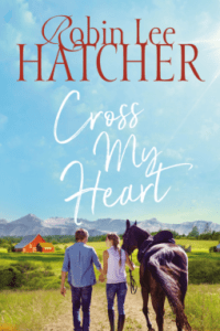 778d041c0731a Title: Cross My Heart by Robin Lee Hatcher A Legacy of Faith Series Book  Two Publisher: Thomas Nelson Genre: Contemporary, Christian, Romance