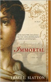 Immortal by Traci L. Slatton Giveaway