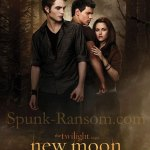 New Moon Poster Leaked Online (Real one)