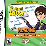 Nintendo DS My Virtual Tutor Reading Game Giveaway