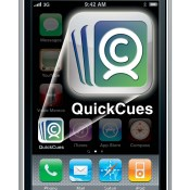 QuickCues iPhone image