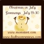 RCA Giveaway Christmas in July Day Six