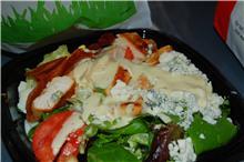 Wendys Cobb BLT Salad