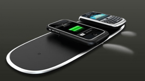 powermat wireless charging station