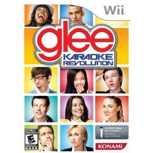 Glee Karaoke Revolution Wii