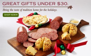 Hickory Farms Gift Set