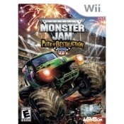 Monster Jam Path of Destruction Wii