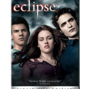 Twilight Eclipse DVD