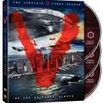 Season One of V Now Available on DVD
