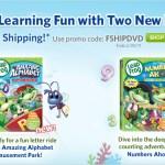 Leapfrog 2-Pack DVD Giveaway