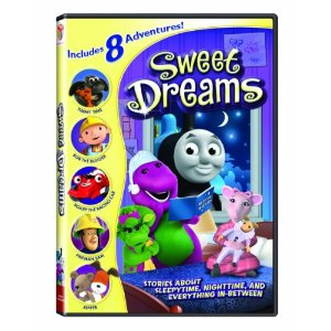 Barney Sweet Dreams DVD